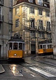 Autocarro Lisboa