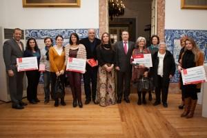 Vencedores com Matías Perez Alejo